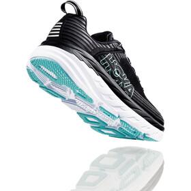 Hoka One One Bondi 6 Running Shoes Damen black/aqua sky
